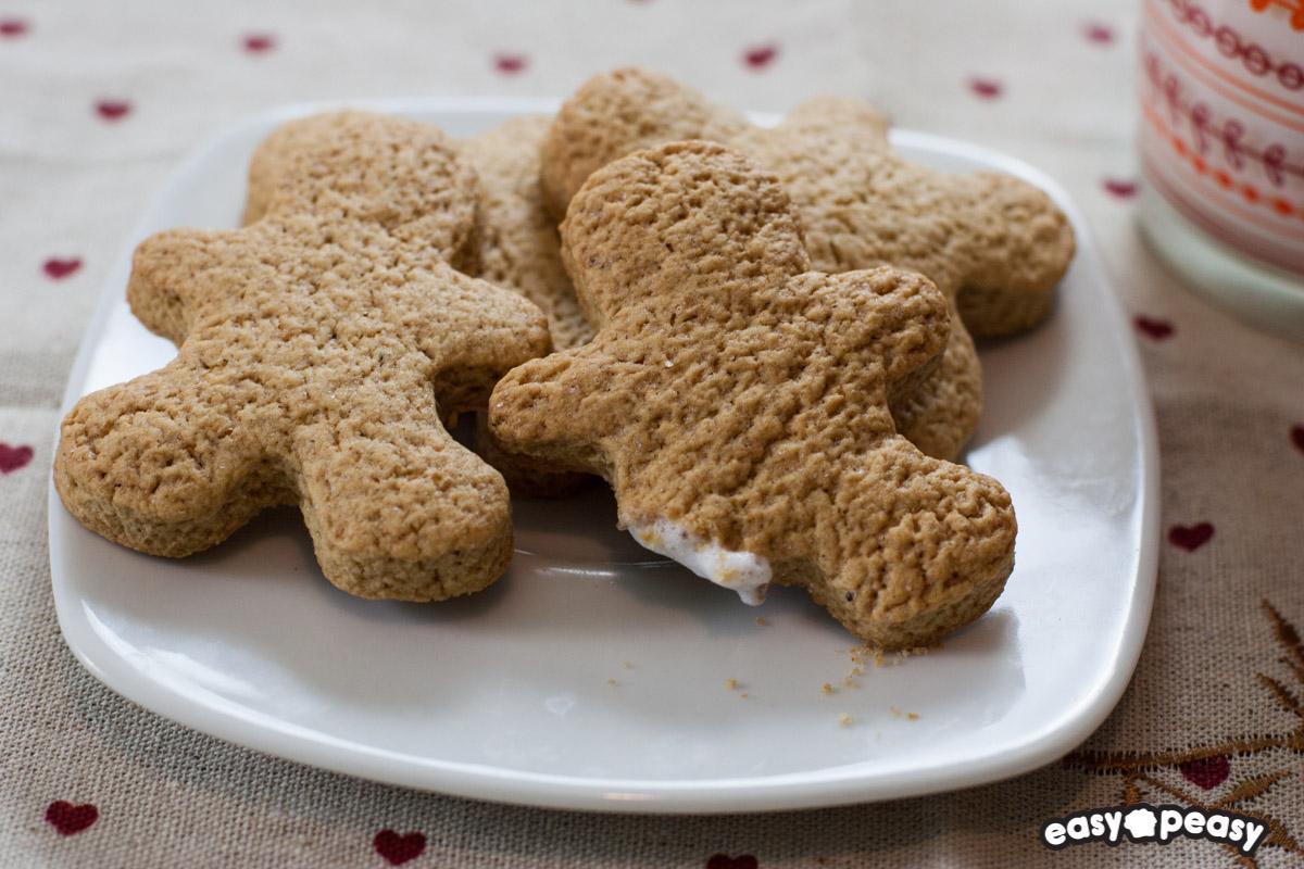 Gingerbread breakfast