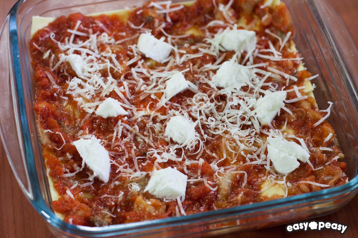 Lasagna melanzane