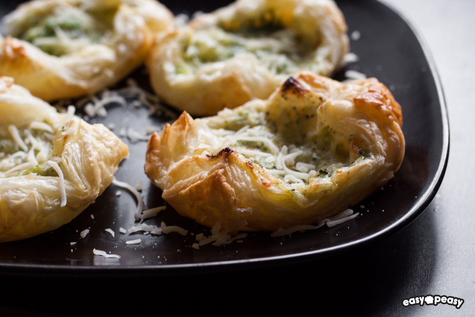 Broccoli puffs