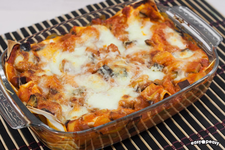 Lasagna verdure