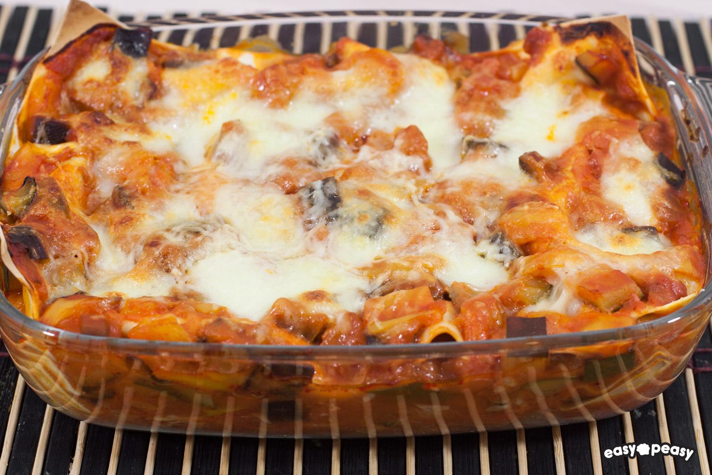 Lasagna con verdure!