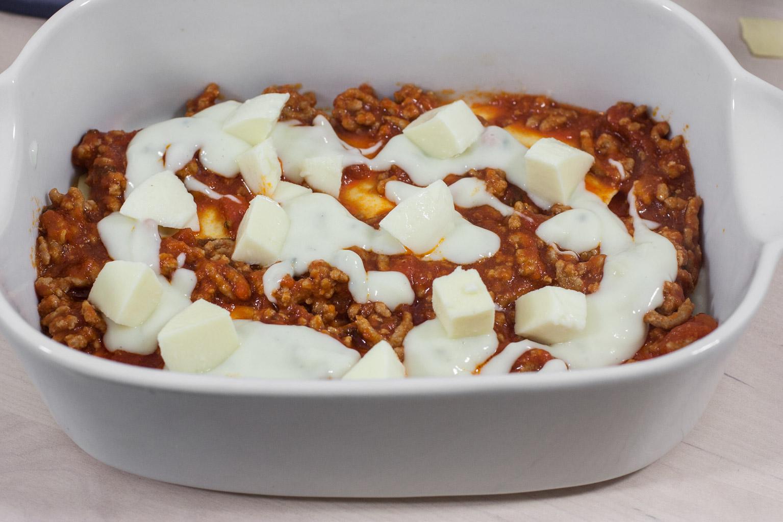 Lasagna zola