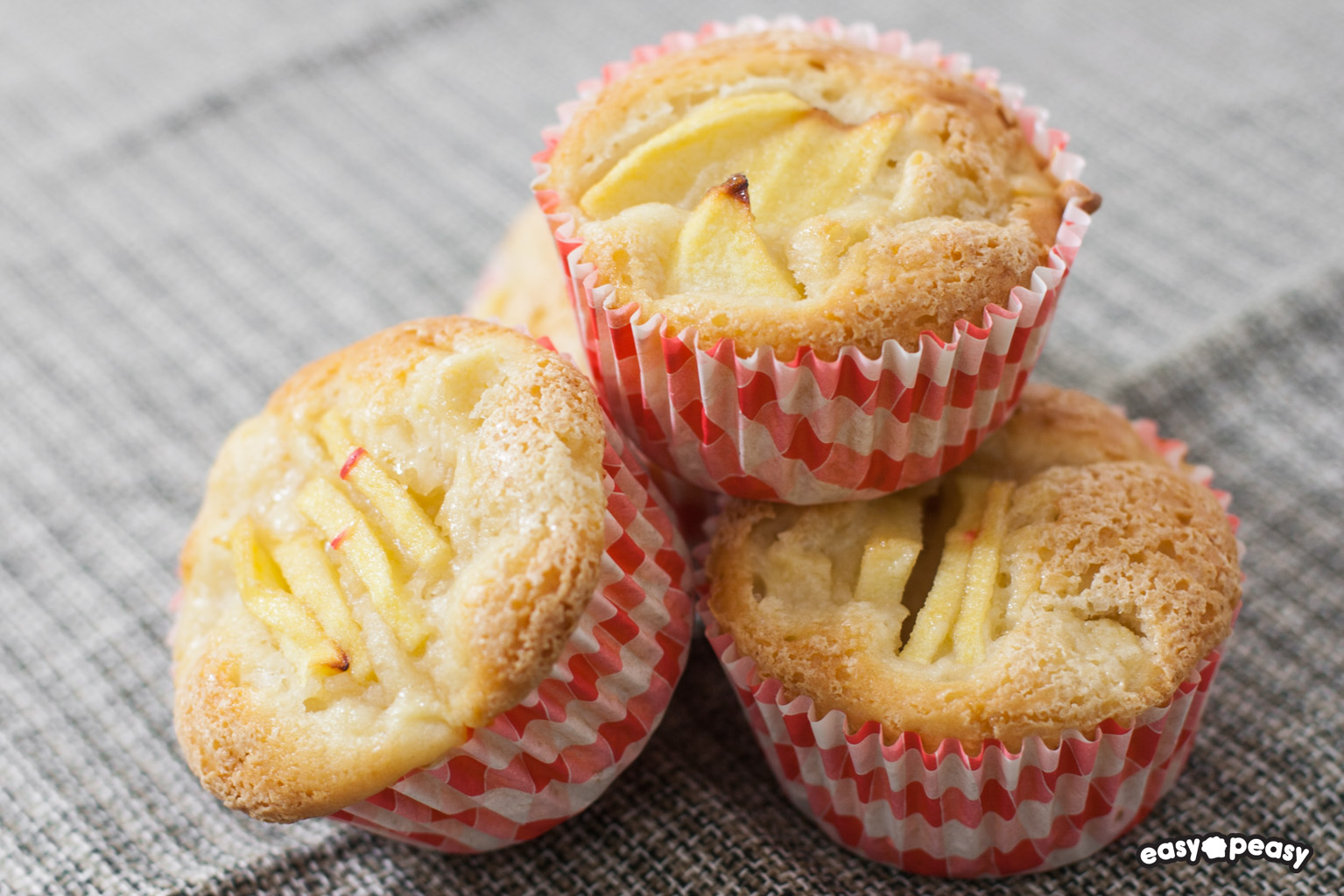 Muffin alle mele!