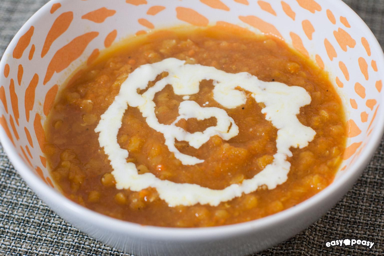 Zuppa verdure arrosto