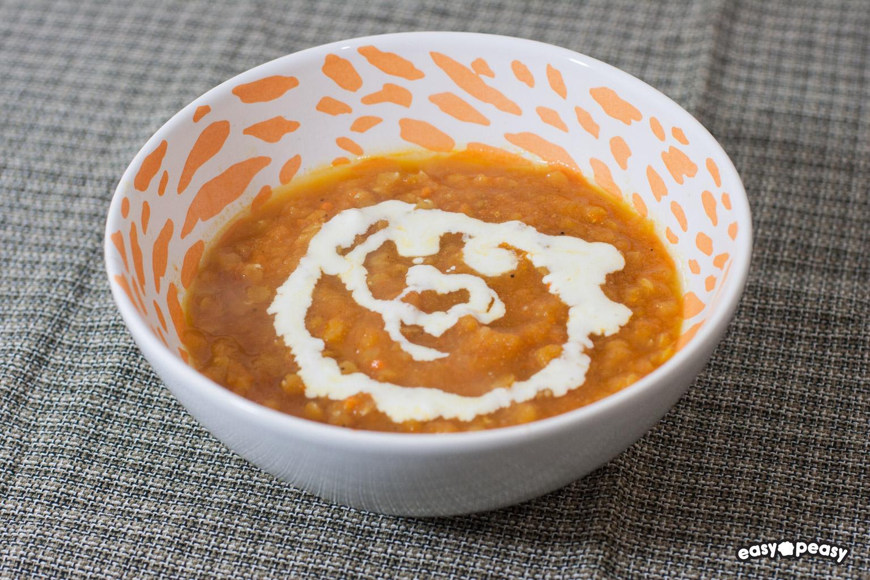 Zuppa di verdure arrosto!