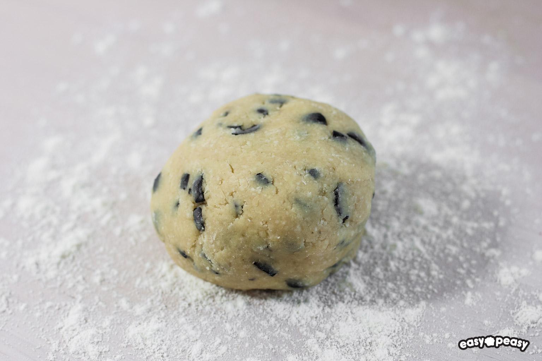Biscotti olive