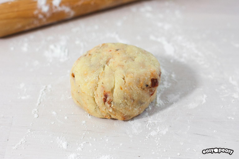 Biscotti pomodori secchi