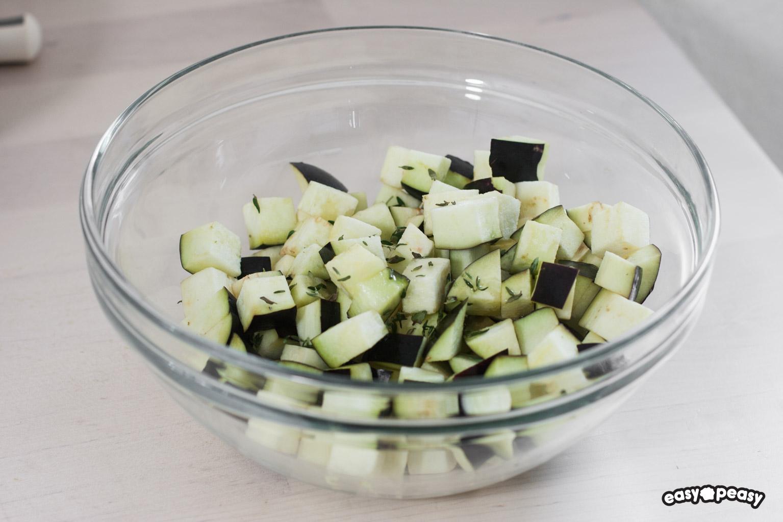 Pita melanzane