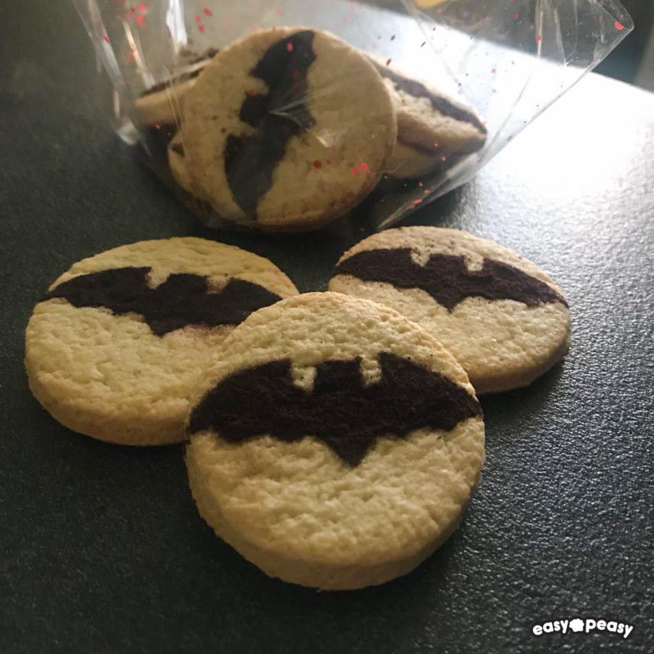 Bat biscotti!