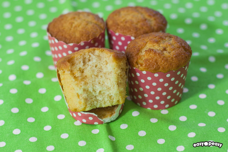 Muffin alla confettura!
