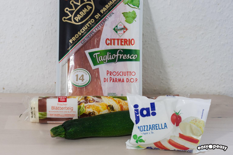 Strudel zucchine
