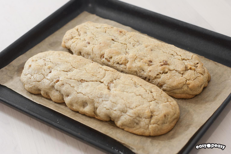 Biscotti noci e cannella