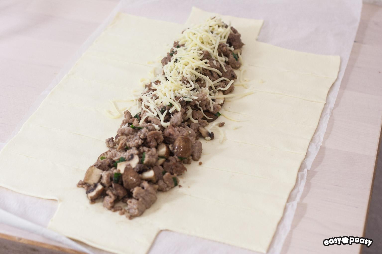 Strudel salato