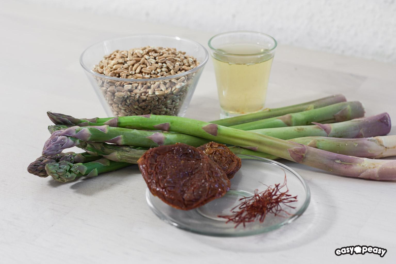 Farrotto agli asparagi