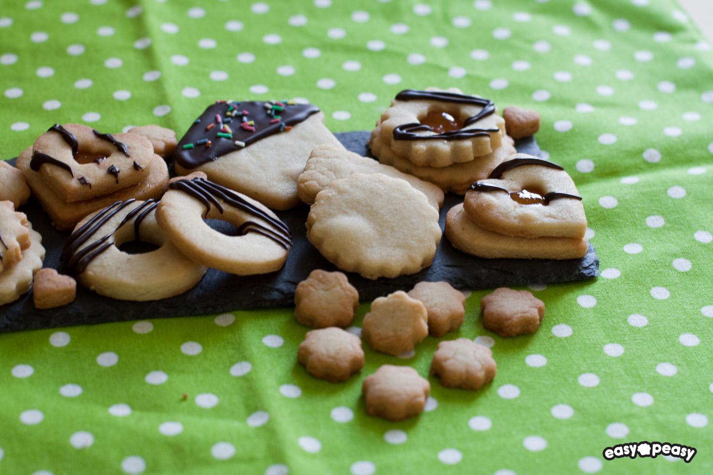 Biscotti applesauce