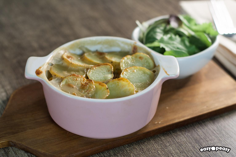 Zuppa in crosta di patate!